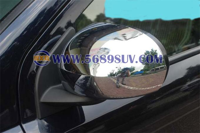 jeep指南者后视镜罩,指南者电镀后视镜罩,指南者原装倒车镜高清图片