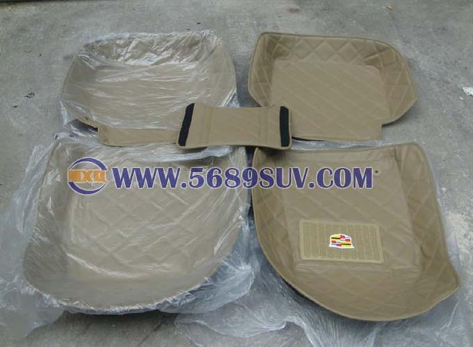 凯迪拉克srx脚垫,凯迪拉克srx原装脚垫,srx大包围脚垫,srx原厂高清图片