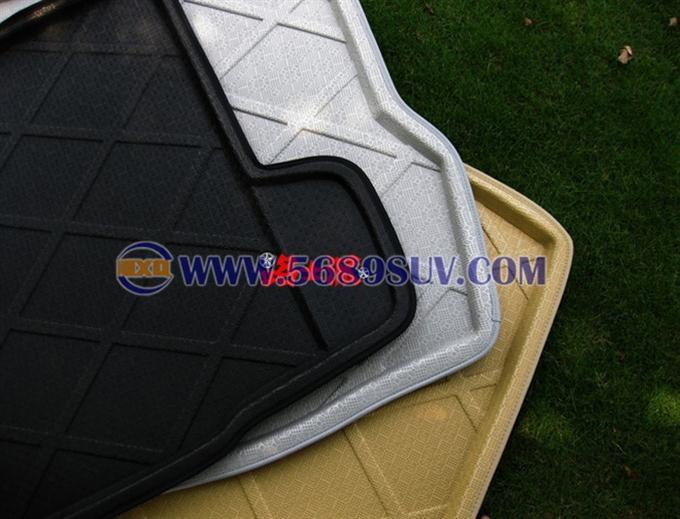 jeep指南者后备箱垫,2011款指南者后尾箱垫,指南者原装尾箱高清图片